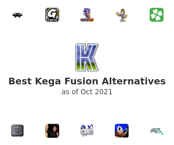 Best Kega Fusion Alternatives