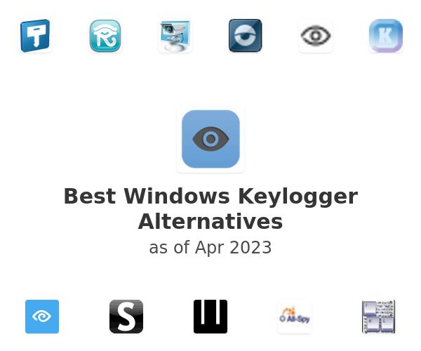Best Windows Keylogger Alternatives