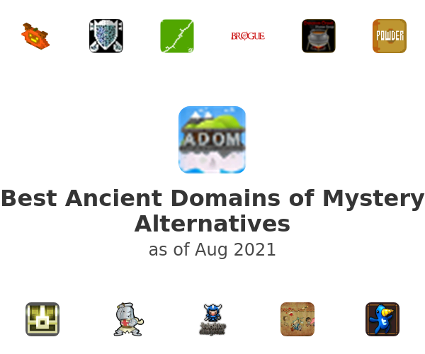 Best Ancient Domains of Mystery Alternatives