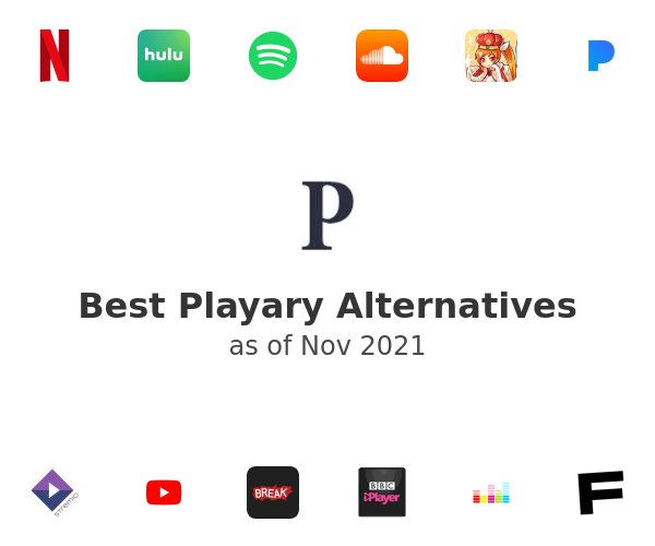 Best Playary Alternatives