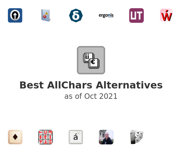 Best AllChars Alternatives