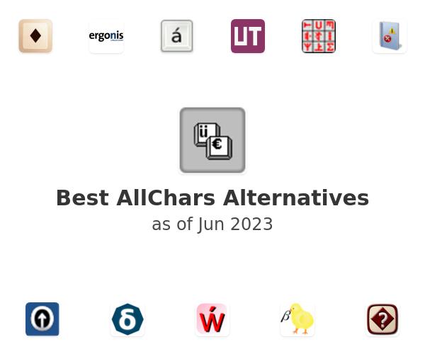 Best AllChars Alternatives