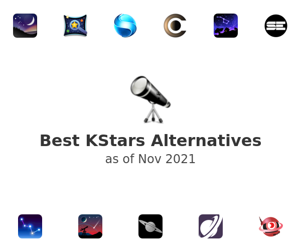 Best KStars Alternatives