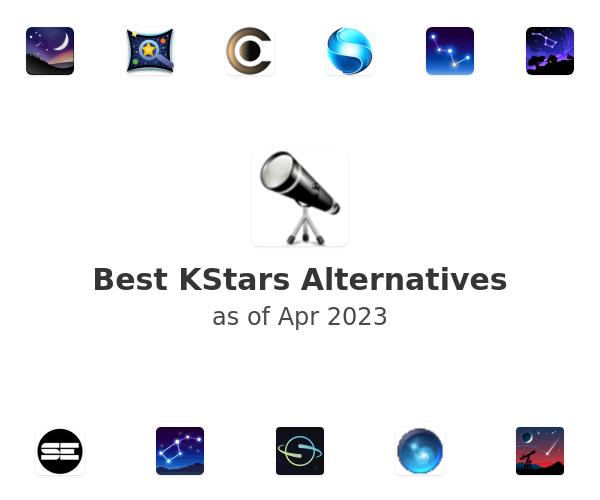 Best KStars Alternatives