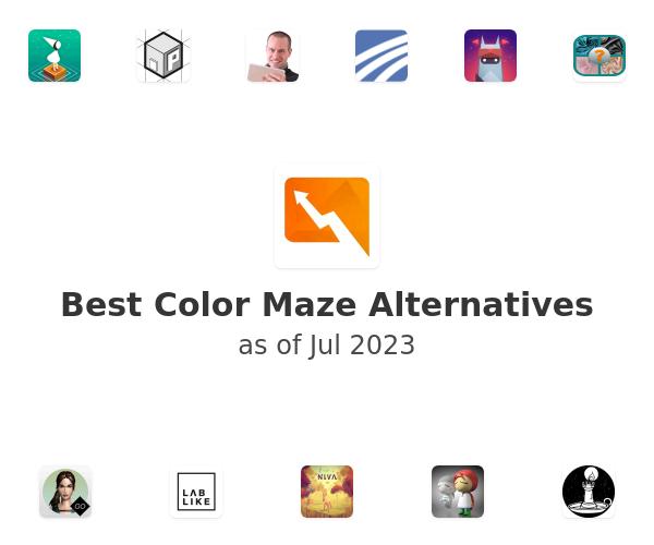 Best Color Maze Alternatives