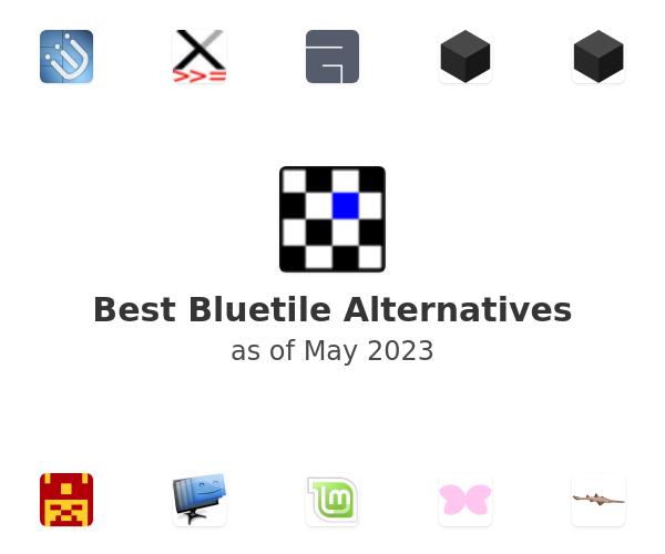 Best Bluetile Alternatives