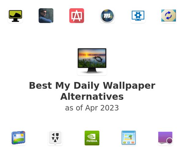 Best My Daily Wallpaper Alternatives