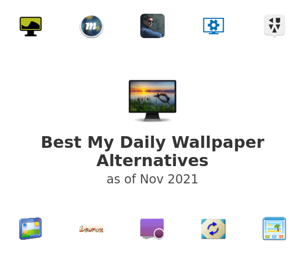 Best My Daily Wallpaper Alternatives