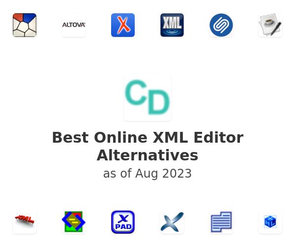 Best Online XML Editor Alternatives