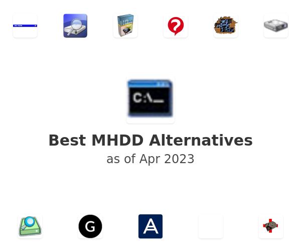 Best MHDD Alternatives