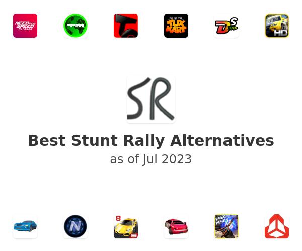 Best Stunt Rally Alternatives