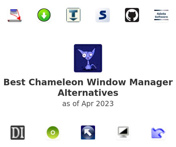 Best Chameleon Window Manager Alternatives