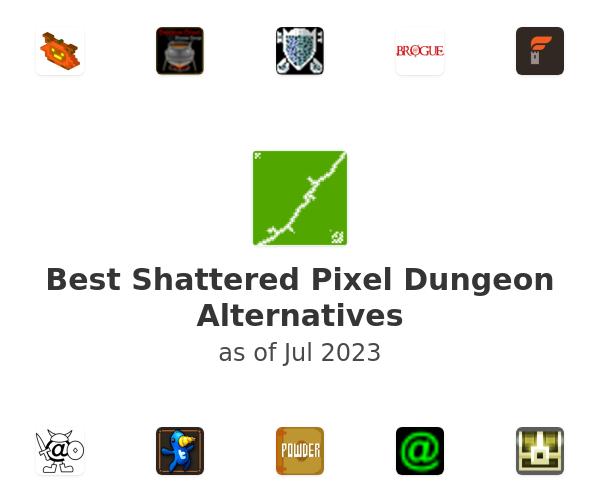 Best Shattered Pixel Dungeon Alternatives