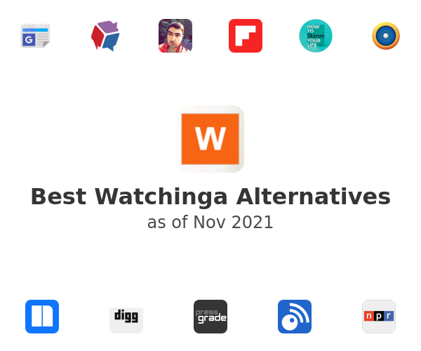 Best Watchinga Alternatives