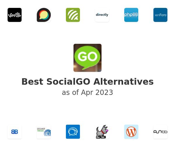 Best SocialGO Alternatives