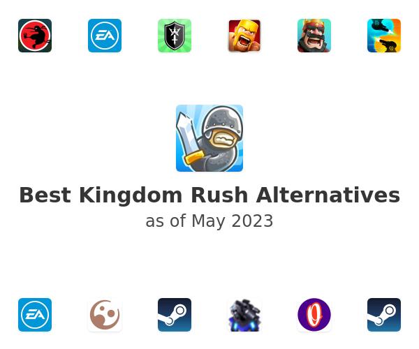 Best Kingdom Rush Alternatives