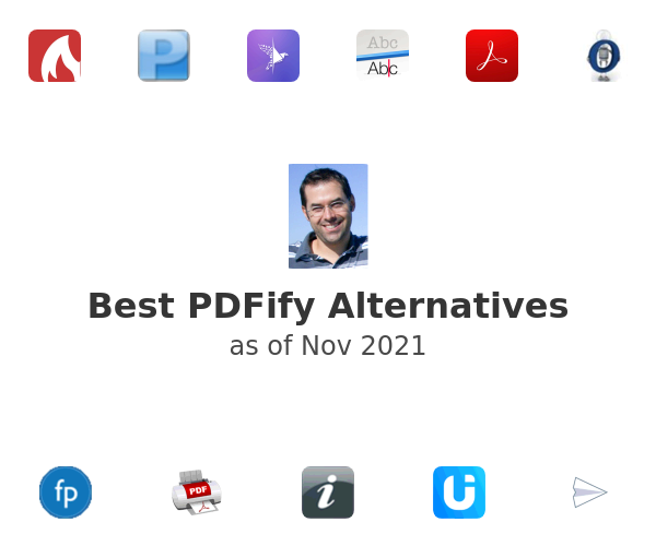 Best PDFify Alternatives