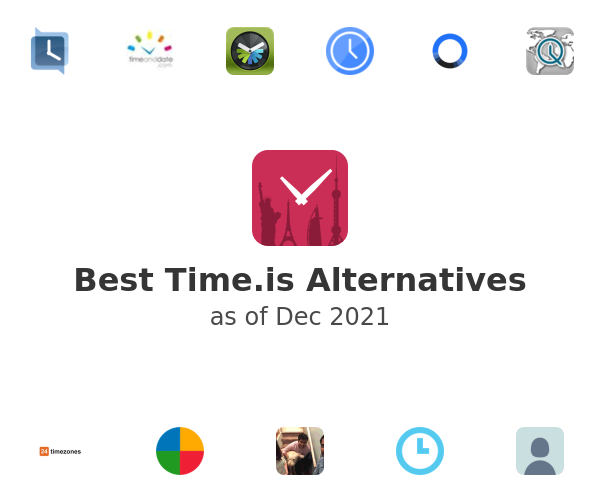 Best Time.is Alternatives