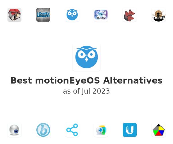 Best motionEyeOS Alternatives