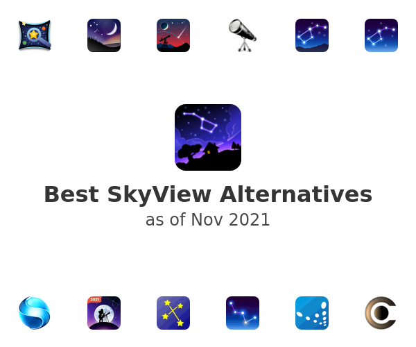 Best SkyView Alternatives