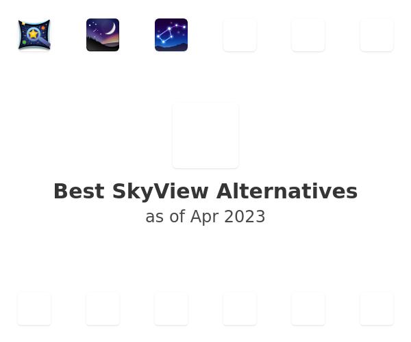 Best SkyView Alternatives