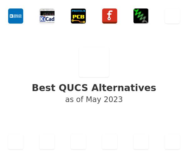 Best QUCS Alternatives