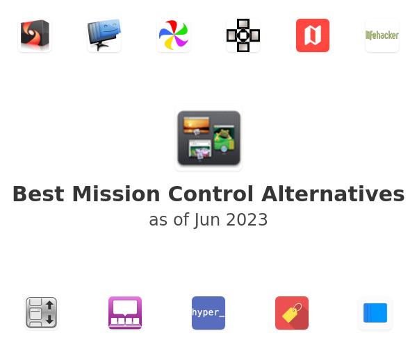 Best Mission Control Alternatives