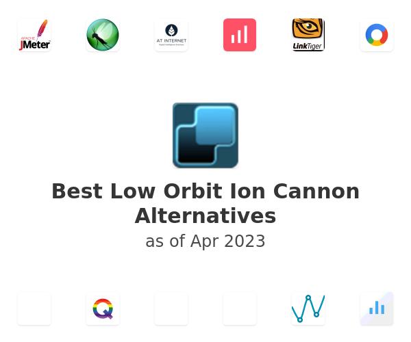 Best Low Orbit Ion Cannon Alternatives