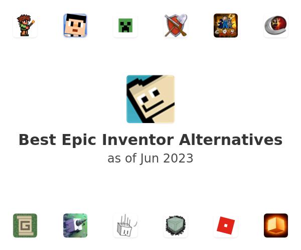 Best Epic Inventor Alternatives