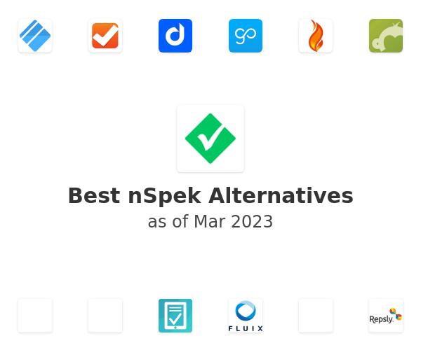 Best nSpek Alternatives