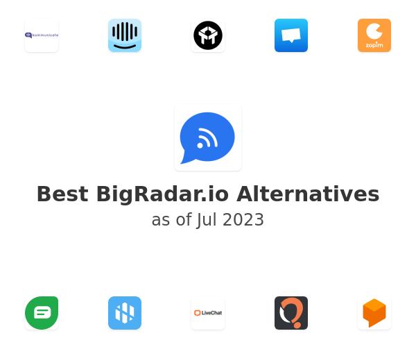 Best BigRadar.io Alternatives
