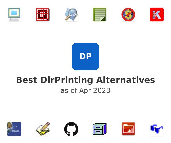 Best DirPrinting Alternatives