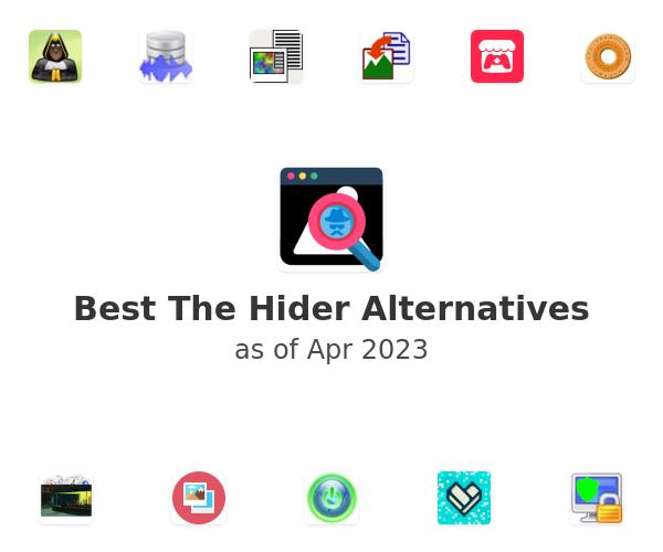 Best The Hider Alternatives