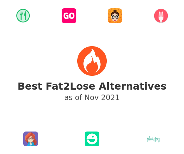 Best Fat2Lose Alternatives