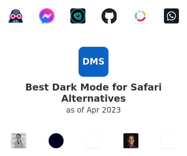 Best Dark Mode for Safari Alternatives