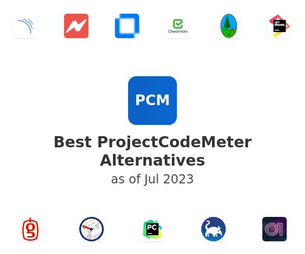 Best ProjectCodeMeter Alternatives