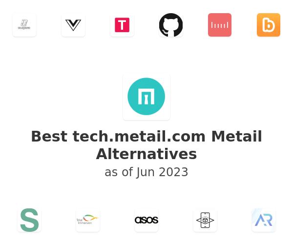 Best Metail Alternatives