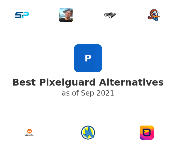Best Pixelguard Alternatives