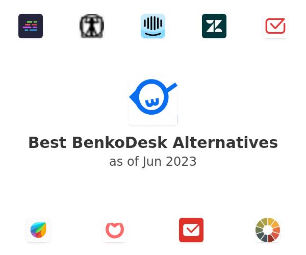 Best BenkoDesk Alternatives