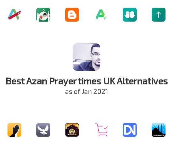 Best Azan Prayer times UK Alternatives
