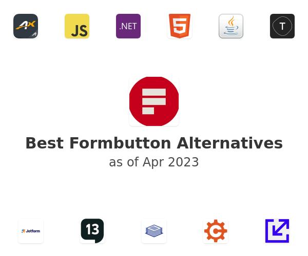 Best Formbutton Alternatives