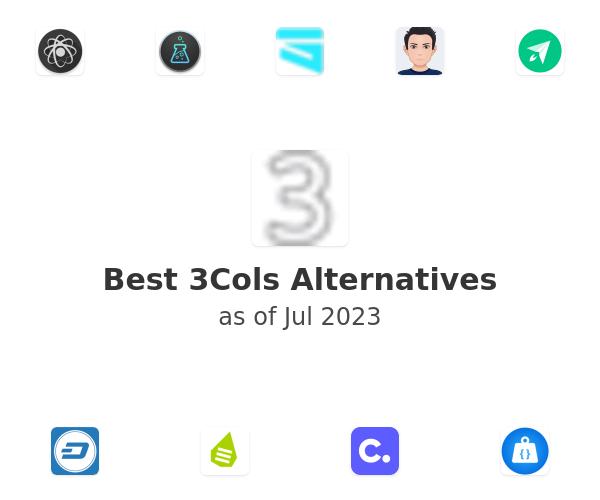 Best 3Cols Alternatives