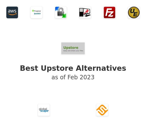 Best Upstore Alternatives