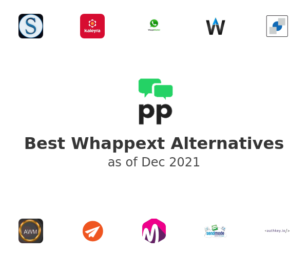 Best Whappext Alternatives