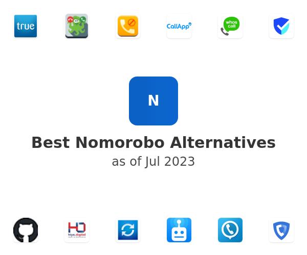 Best Nomorobo Alternatives