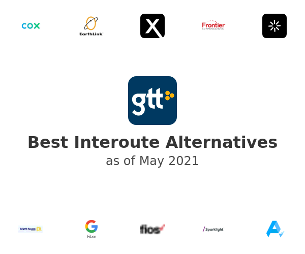 Best Interoute Alternatives