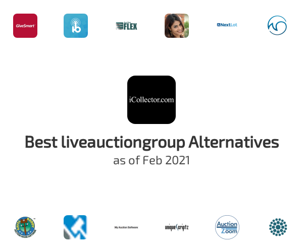 Best liveauctiongroup Alternatives