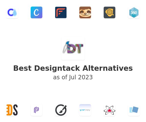 Best Designtack Alternatives