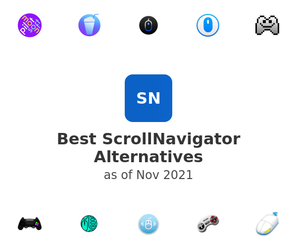 Best ScrollNavigator Alternatives