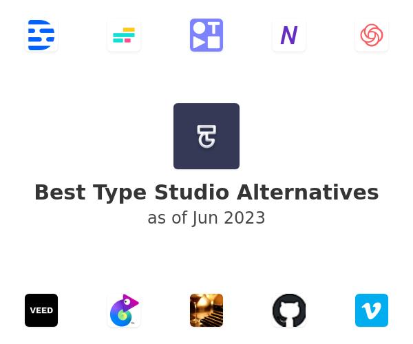 Best Type Studio Alternatives
